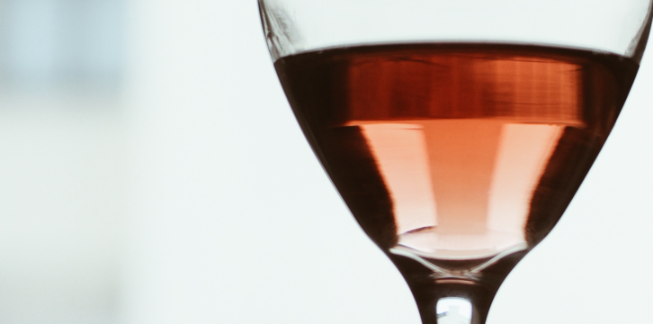 Category image for rosé wine.